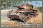 IBG72036 Swedish light tank - Stridsvagn M/40L