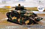 IBG72038 Type 89 Japanese Medium Tank KOU gasoline, mid-production