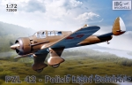 IBG72509 PZL 42-Polish Light Bomber