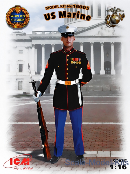 US Marines Sergeant