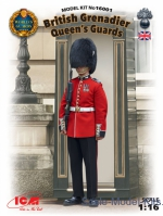 ICM16001 British Grenadier Queen's Guards