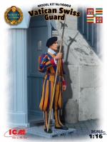 ICM16002 Vatican swiss guard