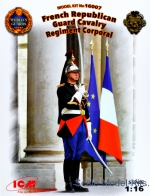 ICM16007 French Republican Guard Cavalry Regiment Corporal
