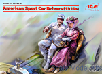ICM24014 American Sport Car Drivers (1910s)
