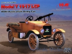 ICM35663 Model T 1917 LCP, Australian Army Vehicle, WWI