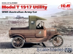 ICM35664 Model T 1917 Utility, WWI Australian Army Car