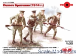 ICM35684 WWI British infantry, 1914