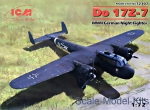 ICM72307 Do 17Z-7, WWII German Night Fighter