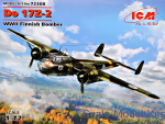 ICM72308 Do-17Z-2 WWII Finnish bomber