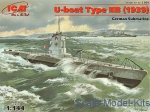 U-Boat Type IIB (1939) German submarine