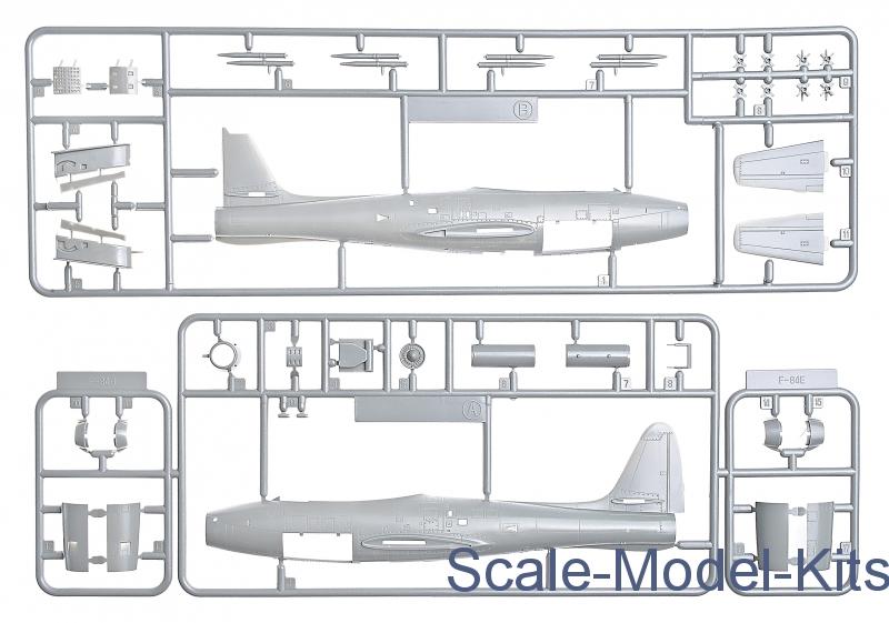 Mb 326 K Impala Kit italeri 1:72 IT1334 Model