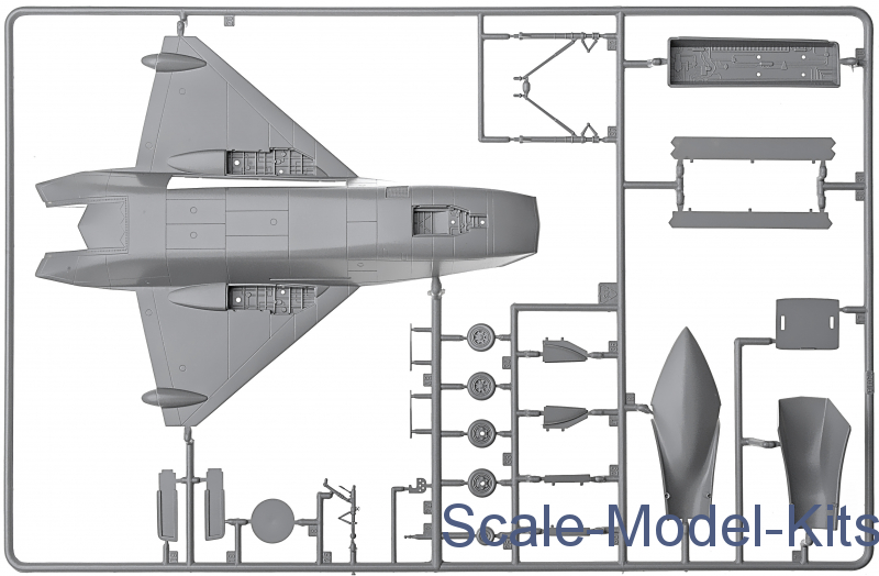 Italeri - JSF Program X-32A and X-35B (two kits in the box