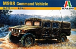 IT0273 M998 Command vehicle
