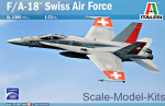 IT1385 F/A-18 Hornet Swiss Air Forces