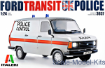 IT3657 Ford Transit UK Police