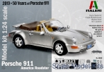 IT3680 Porsche 911 Carrera America Roadster