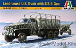 IT6499 Lend Lease U.S. Truck with ZIS-3 gun