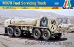 IT6554 M978 Fuel servicing  truck