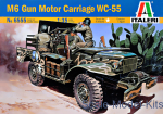 IT6555 M6 Gun Motor Carriage WC-55