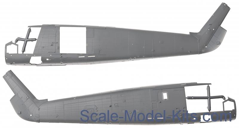 Kitty Hawk - SH-2F