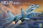 KO7210 MiG-29 (9-12) Fulcrum Soviet fighter