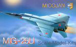 KO7213 Mig-25PU Soviet training battle interceptor