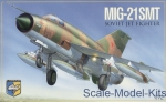 KO7214 MiG-21 SMT Soviet multipurpose fighter