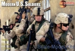 MS72003 US Modern soldiers