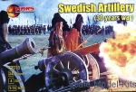 MS72015 Swedish artillery, 30 years war