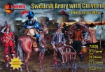 MS72031 Swedish Army with culverin, Thirty Years War