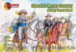 MS72036 Swedish heavy cavalry