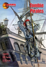 MS72070 Zombie Pirates