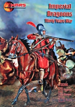 MS72096 Imperial dragoons, Thirty Years' War