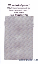 Mars-PE35023 US anti-skid, plate 2