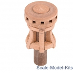 MAK-AAB4182 Spire assembly, wooden
