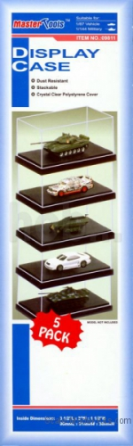MTS09811 SS display case 90x51x38mm