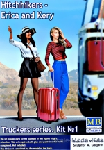 MB24041 Truckers series. Hitchhikers, Erica & Kery
