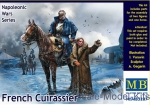 MB3207 French Cuirassier, Napoleonic War Series