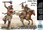 MB35192 Indian Wars Series, Tomahawk Charge, set 2