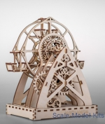 Mechanism-001 Mechanical 3D-puzzle