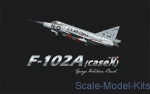 MENG-DS003s F-102A (case X)