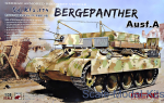 MENG-SS015 German Armored Recovery Vehicle Sd.Kfz.179 Bergepanther Ausf.A
