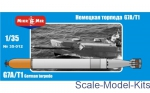 MM35-012 German torpedo G7A/T1