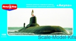 MM350-016 Soviet Typhoon-class ('Akula' project 941) balistic missile submarine
