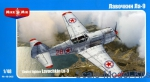 MM48-005 Lavochkin La-9 Soviet fighter