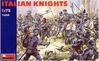 Italian knights XV century