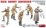 MA35144 WWII Red Army drivers