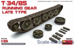 MA35227 T-34/85 Running gear, late type