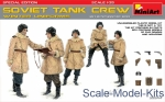 MA35244 Soviet tank crew (winter uniforms) Special edition