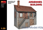 MA35515 Ardennes building